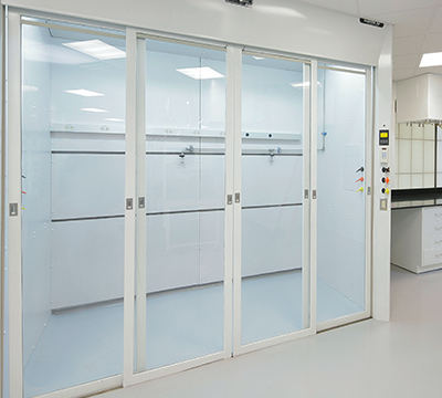 floor_mounted_fume hood